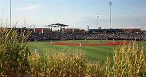 Corn Crib Normal Il by Normal Cornbelters Frontier League