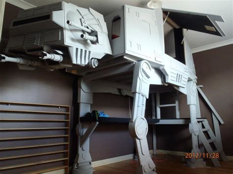 starwars bed cool rooms nerdiest geektastic rooms ever
