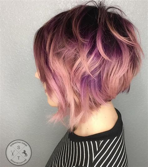 rosegold haircolor 65 rose gold hair color ideas for 2017 rose gold hair