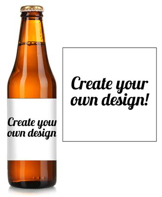 Design Your Own Home Brew Labels custom homebrew beer bottle labels printing icustomlabel