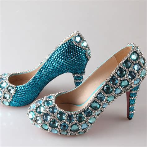 Turquoise Wedding Shoes by Popular Aqua Pumps Shoes Buy Cheap Aqua Pumps Shoes Lots