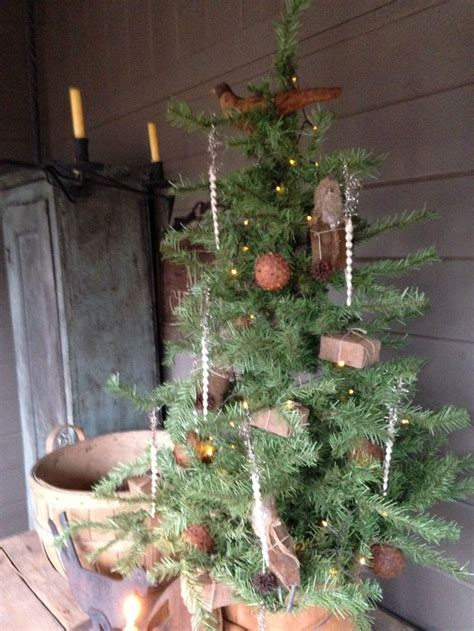 homespun woodland christmas tree 3633 best primitive images on primitive rustic and