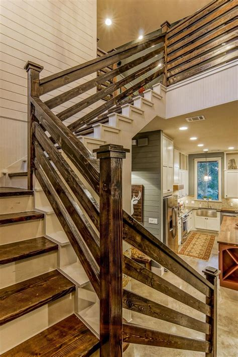 Buy A Banister by Best 25 Wood Stair Railings Ideas On