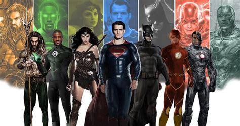 justice league film schedule massive dc movie update arrives from batman v superman