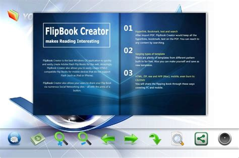 digital picture book boxoft digital flipbook software for a powerful