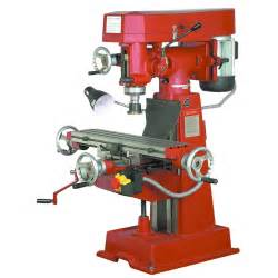 central machinery milling machine vertical milling machine