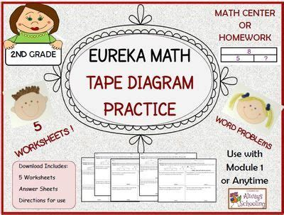 diagram eureka math 4th grade 17 best images about 2nd grade on early finishers assessment and student