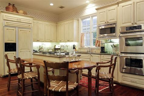 kitchen islands with tables attached pin by jennifer hart on my new kitchen pinterest