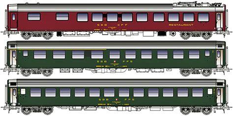 Ho Ls by Modellbahnshop Scheierlein Ls Models 47234 Ho Dreiteiliges Set Uic Personenwagen Der