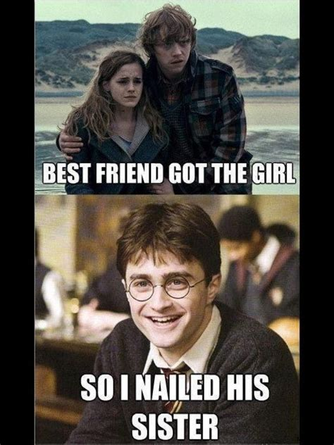 Harry Potter Trolley Meme - harry potter memes 20 pics funnyfoto funny pictures