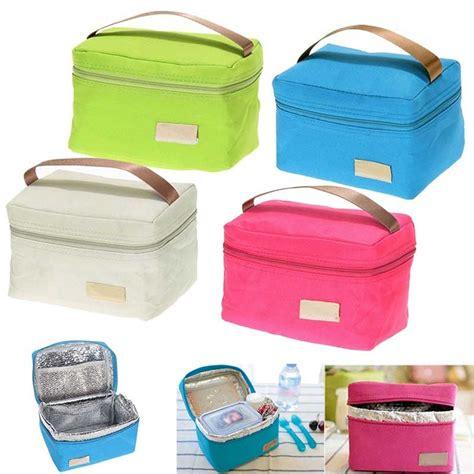 Sale Lunch Bag Cooler Bag Tas Bekal Piknik Makan Siang Motif Lucu aliexpress buy travel oxford tinfoil insulated cooler thermal picnic lunch bag waterproof