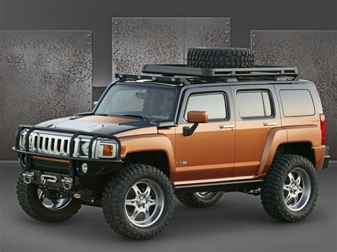 rugged suvs 2005 hummer h3 rugged concept 4x4 suv h 3 wheel g wallpaper 2048x1536 150792 wallpaperup