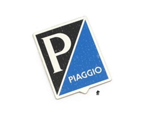 Vespa Piaggio 06 Logo Sticker Motor olympia piaggio metal logo sticker emblem