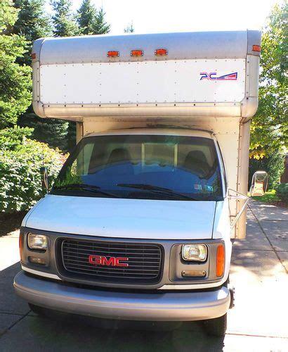 auto body repair training 2002 gmc savana 3500 free book repair manuals purchase used 2002 gmc savana 3500 box truck 52k mileage in murrysville pennsylvania united states