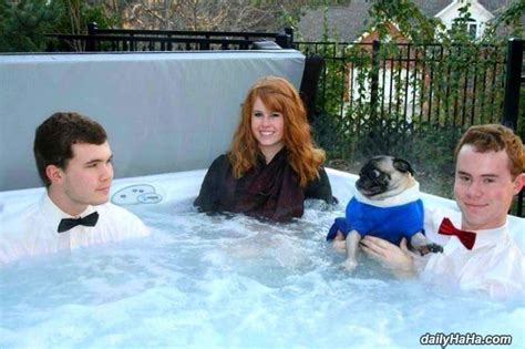 hot tub funny pictures a weird hot tub