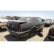 Junkyard Find 1999 Cadillac Eldorado ETC  The Truth