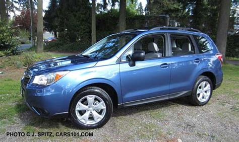 blue subaru forester 2015 subaru forester research webpage
