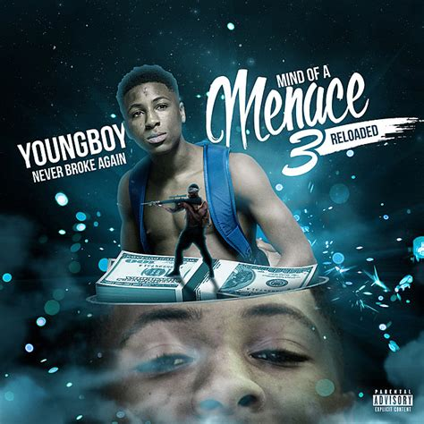 youngboy never broke again latest album youngboy never broke again releases mind of a menace 3