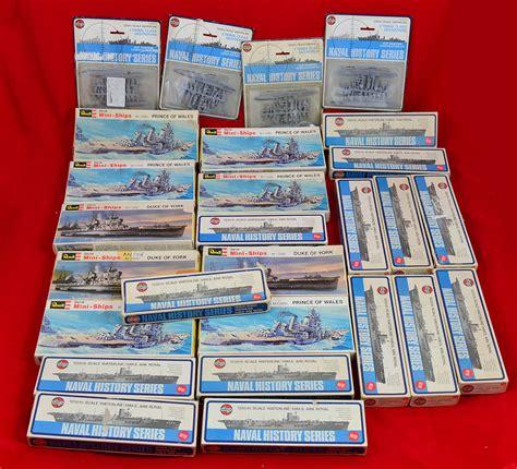 Airfix Model Ships