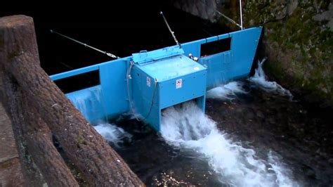 micro hydroelectric power ultra low head micro hydro power stream youtube