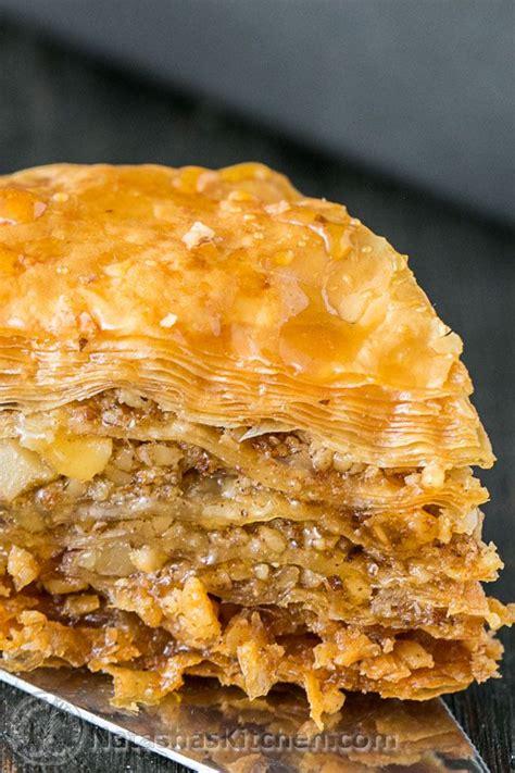 best baklava recipe 17 best ideas about baklava recipe on