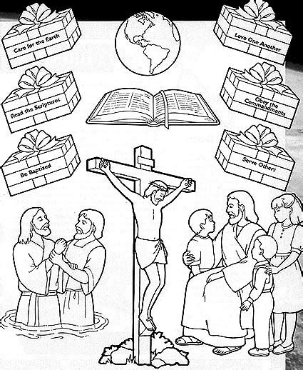 Free Serve One Another Coloring Pages One Another Coloring Pages