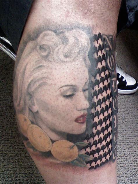 gwen stefani tattoo eroncomno gwen stefani tattoos