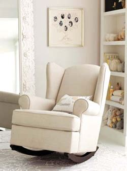 wingback rocking chair canada wingback rocker baby care tips informations oh baby