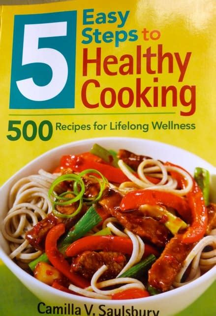 the of cookery made plain and easy books 5 easy steps to healthy cooking book review weight