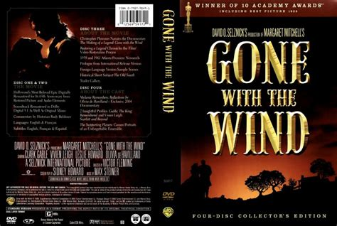 with the wind with the wind dvd scanned covers with