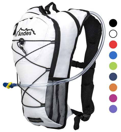 2 litre hydration pack andes 2 litre hydration pack with 8 litre backpack andes