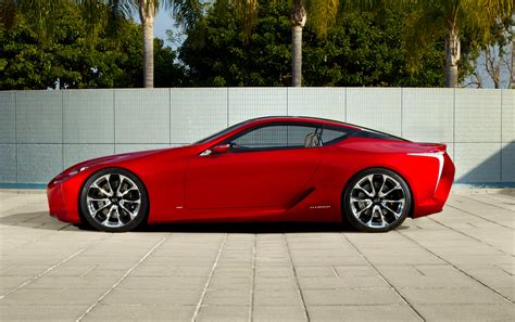 lexus concept coupe lexus lf lc sports coupe concept new pictures