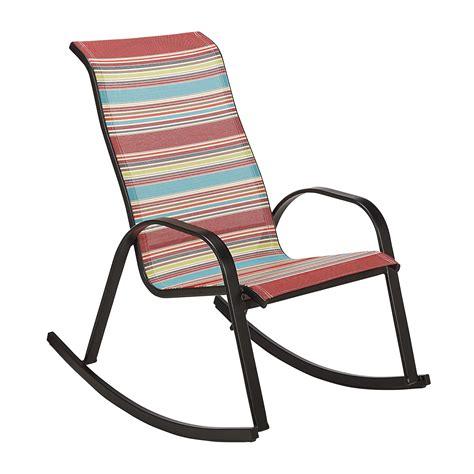Kmart Lawn Chairs by Beautiful Rocker Patio Furniture Kmart