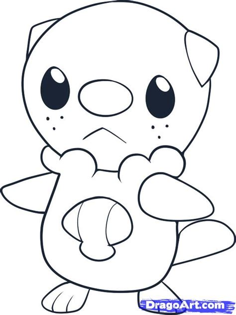 Doodle Drawer by How To Draw Oshawott Step By Step Characters