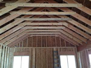 Flat Vaulted Ceiling We Are Thankful And Bill S Come True