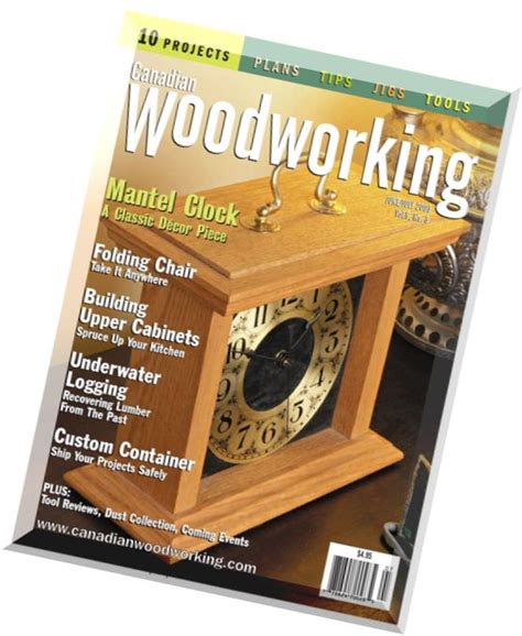 canadian woodworking magazines canadian woodworking issue 24 pdf magazine