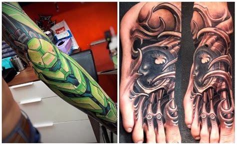tattoo 3d biomecanico dise 241 os de tatuajes biomec 225 nicos y tatuajes bi 243 nicos