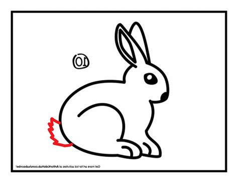 rabbit simple simple rabbit drawing white rabbit drawing search