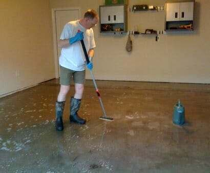 How to Apply Garage Floor Epoxy Coatings   The DIY Guide