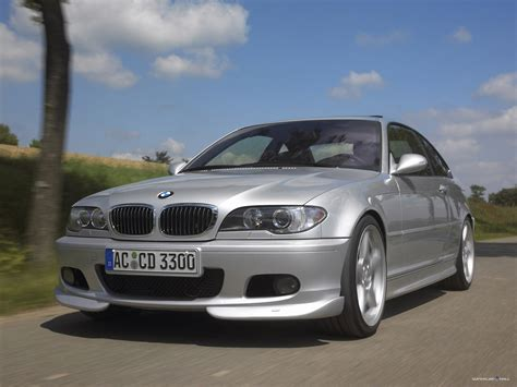 Bmw 2004 3 Series by 2004 Bmw 3 Series Coupe E46 Pictures Information And