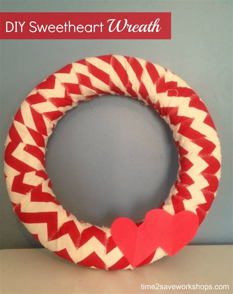 diy valentines decorations valentine s day decorations diy sweetheart wreath kasey