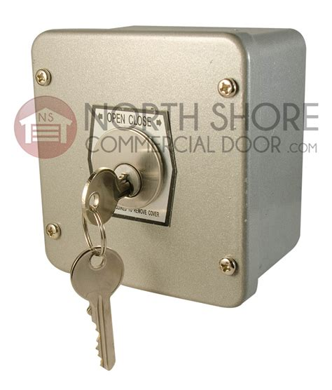 Garage Door Opener Switch Ikx Commercial Garage Door Opener Key Switch