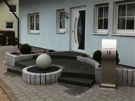 Gestaltung Hauseingang by Der Etwas Andere Hauseingang Knebel G 228 Rten Gestalten