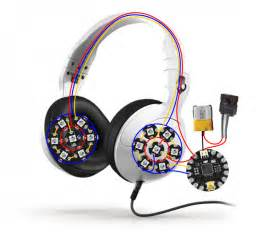 circuit diagram glowing skullcandy headphones mod adafruit learning system