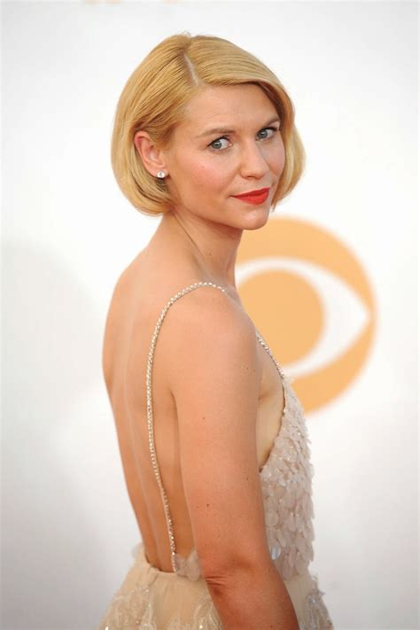 claire danes short hair world of fashion emmys 2013 from elisabeth moss to kate