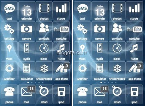 themes not changing winterboard best winterboard themes for iphone ipod touch free