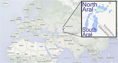 russia map aral sea the disappearing aral sea sometimes interesting