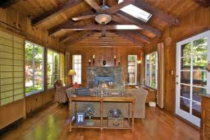 Log Home Kit Floor Plans Cottage On Market Near The Russian River Wsj