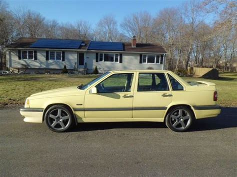 buy  volvo    tr  turbo  whp fast unique  lindenhurst  york united states