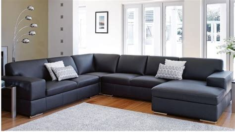 Harvey Norman Leather Couches by St Henri Leather Corner Lounge Lounges Living Room Furniture Outdoor Bbqs Harvey